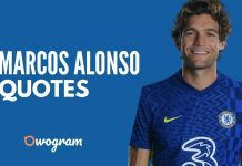 Marcos Alonso Quotes