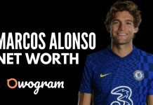 Marcos Alonso net worth and biography