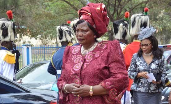 Ngina Kenyatta - The Richest Woman In Kenya today