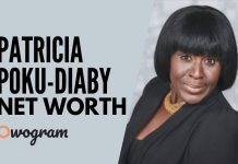 Patricia Poku Diaby net worth and biography