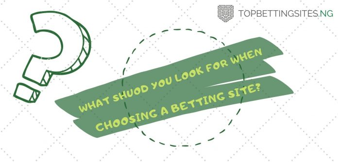 Things betting enthusiasts should look out for