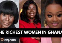 Top 10 Richest Women In Ghana